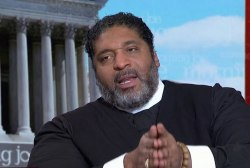 This is about white nationalism: Rev. Barber on border policy