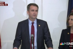 NAACP head: We continue to call for Northam to step down