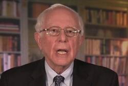 Is Sanders' voice still unique enough?