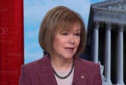 Senator pushes back against national emergency