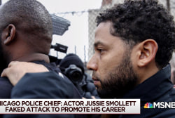 Jussie Smollett out on $100k bail