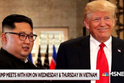 Scarborough: Trump has 'capitulated' on North Korea