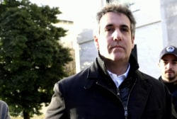 Cohen preparing to 'shock' lawmakers with testimony: report