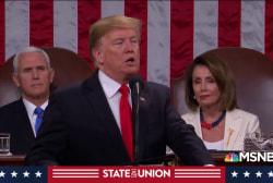 Trump announces next North Korea Summit during SOTU Address