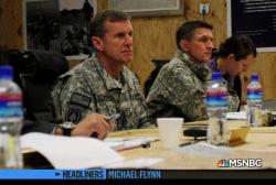'Headliners: Michael Flynn' Jedi Knights at Fort Polk
