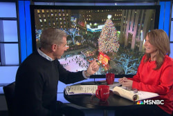 'The Year's 10 Most' Brian Williams and Nicolle Wallace look back on 2018