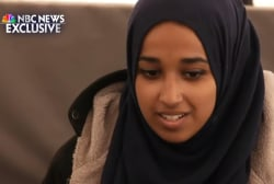 American-born ISIS bride Hoda Muthana expects 'jail time' if she returns to U.S.