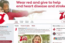 #GoodNewsRUHLES: Go Red for Women