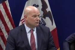 Acting AG Whitaker faces off with House Judiciary Committee