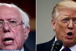 Can Bernie Sanders win over Trump supporters?