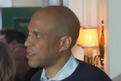 Curbelo: Booker knows Dems have to do more than tear down Trump's character