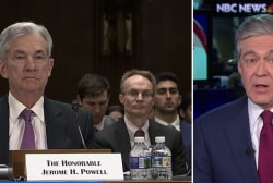 Jerome Powell's warning for the Senate Banking Committee