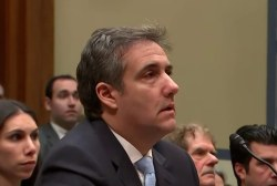 Cohen testifies he is still involved in Southern District investigations into Trump