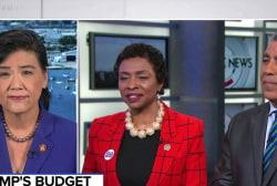 Rep. Yvette Clarke: Trump's budget won't make it past the House