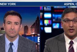 DOJ Insider on MSNBC scoop about secretly taping Trump
