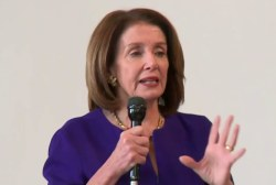 MSNBC's Melber presses Dem leader on Pelosi impeachment news