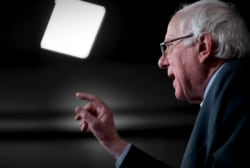 Bernie Sanders reportedly plans diverse staff, more personal message for 2020