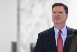 After Trump's FBI attacks, Comey defends bureau in NBC News interview