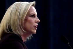 DHS Secy. Nielsen tries to defend Trump family separation policy