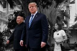 Trump praises North Korea's murderous dictator after failed summit