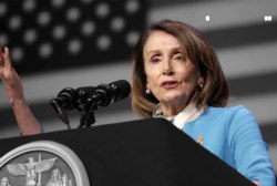 Speaker Pelosi says impeaching Trump is just not worth it... right now