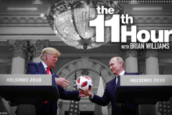Amb. Burns: Trump's kindness towards Putin seen as weakness by Russians