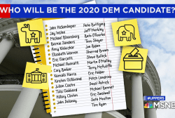 Why 2020 in candidates may be opting for no labels