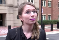 Chelsea Manning charged with criminal contempt for refusing to testify