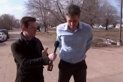 Beto to Vaughn Hillyard: I want campaign to be 'respectful of every single person in every community'