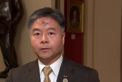 Ted Lieu on Trump saying family off limits in investigations: The law doesn't have a red line