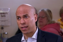 Cory Booker calls Trump's attacks on McCain 'repulsive'