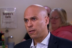Cory Booker calls for term limits on the Supreme Court