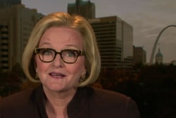 Claire McCaskill: Trump, GOP never had a replacement plan for Obamacare