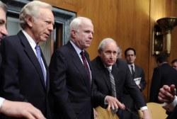 Ron Reagan says 'John McCain was everything Trump wasn't'