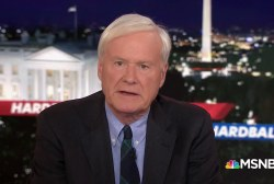 Matthews: Isn't there a duty to act on impeachment?