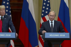 Trump falsely claims Putin wanted Clinton to become President