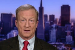 Tom Steyer on impeachment: We need to show how lawless Trump has been