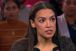 Rep. Ocasio Cortez on Green New Deal: 'We need to do something.'