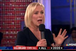 Sen. Gillibrand addresses Al Franken controversy