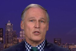 Jay Inslee tells Chris Hayes that he wants to gut the filibuster to fight climate change