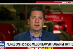GOP strategist: Nunes 'trying to use litigation to stifle free speech'