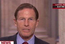 """Blumenthal: """"Entirely unconfident in FAA"""""""