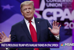 Trump Looks to Paint Democrats as 'Socialists' Ahead of 2020
