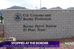 More Americans stopped for questioning at states across the southern border