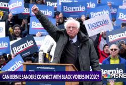 Bernie Sanders' Second Act as Frontrunner