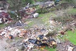 At least 14 dead in Alabama after tornado strike