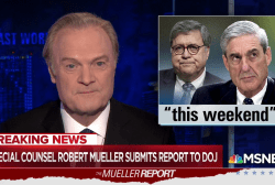 What happens now that Mueller submitted his report