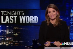 Tonight's Last Word: Trump takes credit for program he tried to cut