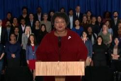 Stacey Abrams' political clout a wild card as Biden seeks boost