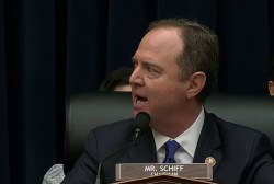 Schiff shames grandstanding GOP with litany of Trump corruption